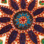 جلد قرآنی پته دوزی
