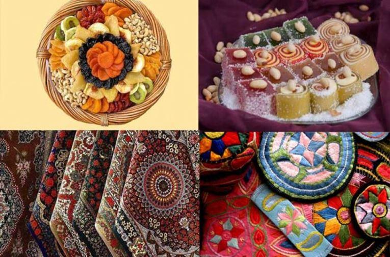 صنایع دستی و سوغاتی آذربایجان شرقی