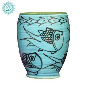 لیوان شکم گرد ماهی